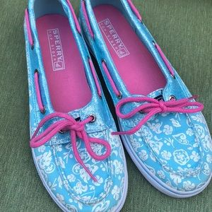 SPERRY Top-Sider Boat Shoes 💖  Size 4M